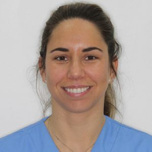 Itziar Tranche (Médica Anestesista)